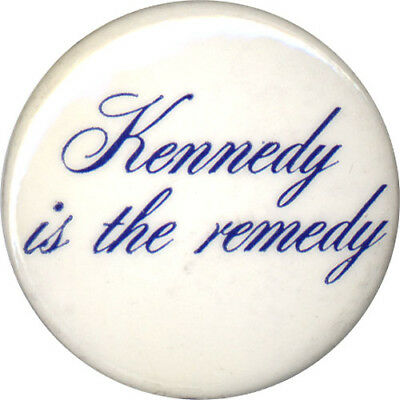 1968 Robert Kennedy Memorial Button ~ Issued by San Jose Headquarters 1380