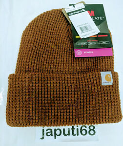 Carhartt 103265 Woodside Hat 40g Thinsulate   A55-3265   Free shipping in 6f84cf8bb4e8