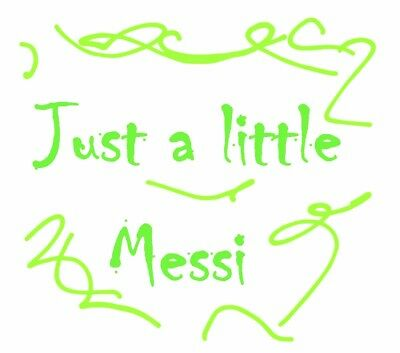 Just a little Messi