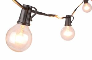 Catena-Luminosa-LED-Catenaria-Esterno-IP65-E27-Metri-a-Scelta-con-Lampadine-LED