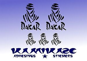 Details About Adhesive Sticker Sticker Autocollant Adesivi Aufkleber Kit Rally Dakar Tuareg