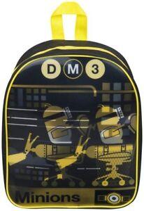 1caa02589577 Despicable Me 3 Minion Backpack School Bag Rucksack Junior School ...