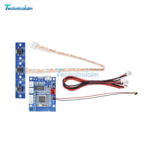 PAM8406 Bluetooth 4.1 5W+5W Audio Receiver Module Amplifier Board Hand-Free Call