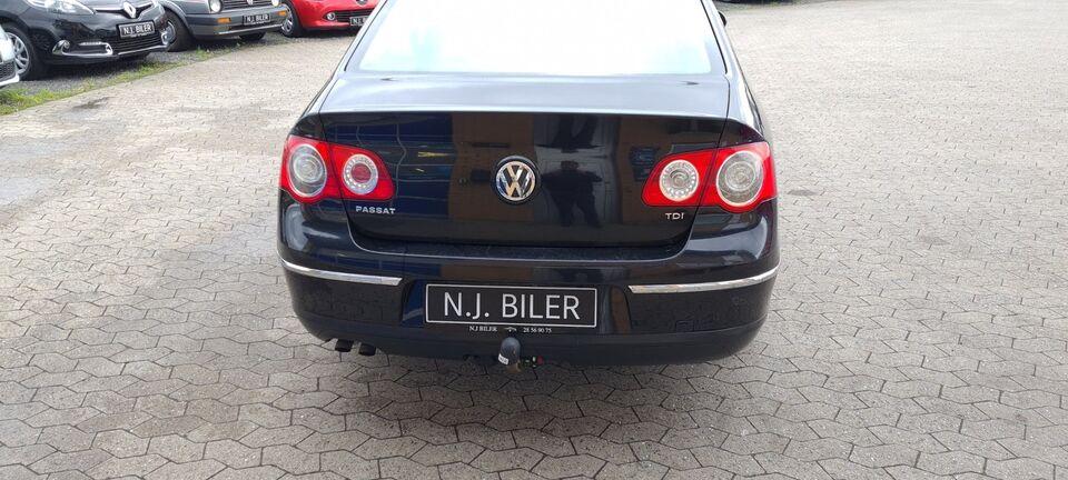 VW Passat 1,9 TDi 105 Comfortline Diesel modelår 2005 km