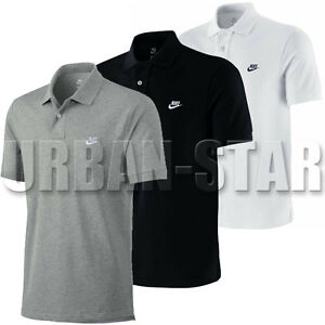 Nike Mens Grand Slam Slim Fit Polo Pique Short Sleeves Polo Shirt ... 58919cc041455