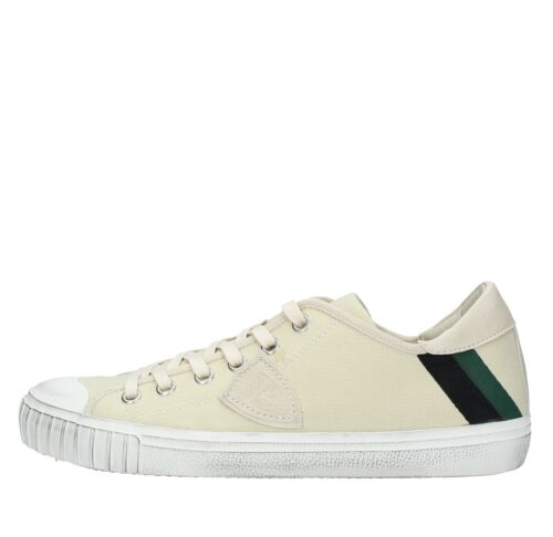 pmod Philippe Chaussures Sneakers Model Amf90 Beige Homme 0q4zW