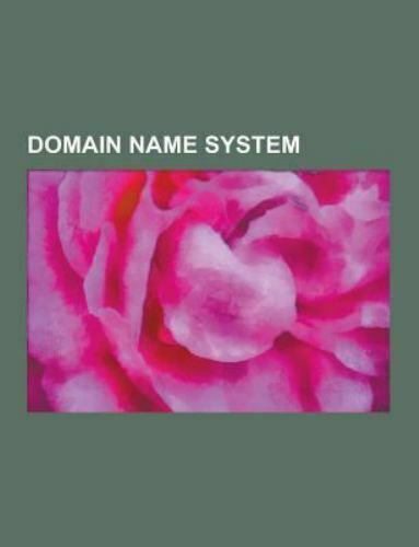 Domain Name System Top-Level Domain, Icann, Jon Postel, Name Server, Mx... - $1,000.00