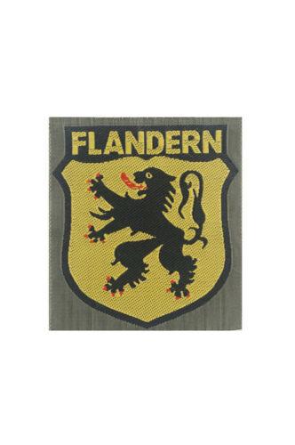 WWII Flemish Volunteer/'s armshield BeVo