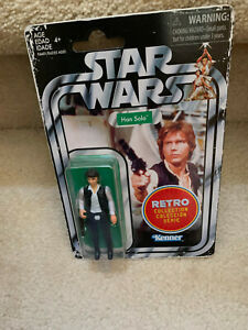Han-Solo-Star-Wars-Retro-Kenner-Collection-Series-3-75-034-Figure-NON-MINT