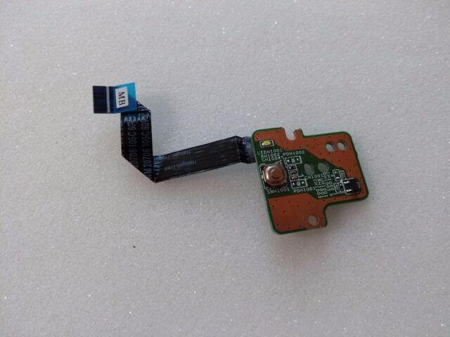 HP 630 Power Button Board/Ribbon 01015EF00-575-G