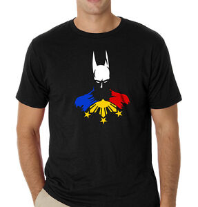 Philippines filipino pinoy t shirt w hero batman and for Philippines t shirt design