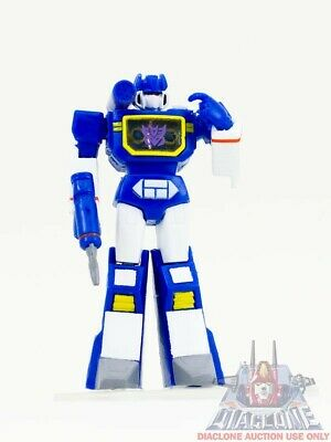 2001 Takara Japanese Transformers SCF PVC Act 5 Ginrai figure