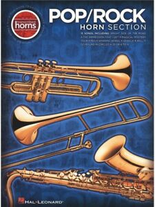 Amical Pop/rock Horn Section-transcribed Horns Saxophone Play Sheet Music Book-afficher Le Titre D'origine