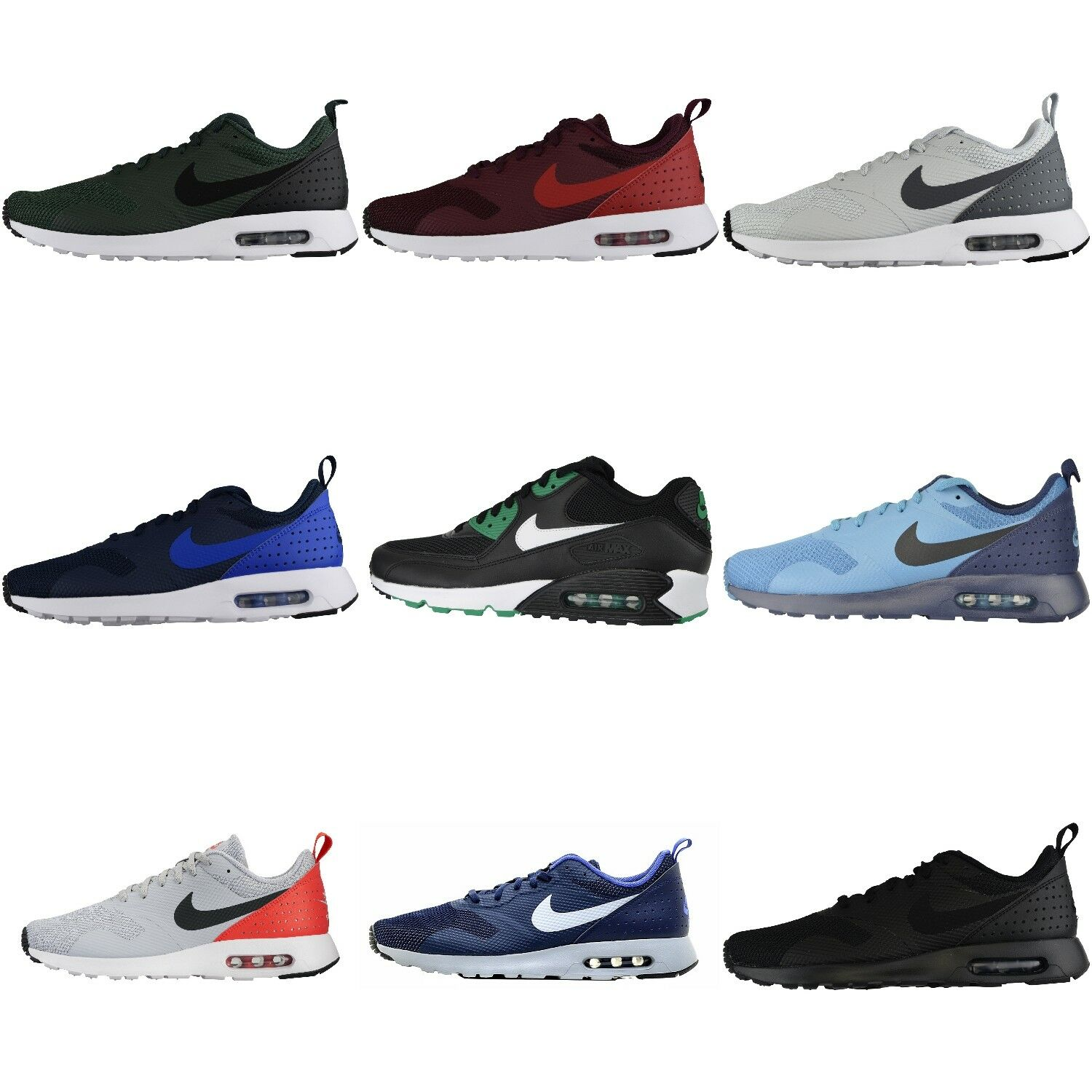 NIKE AIR MAX TAVAS TRAINERS Trainers Trainers Textile