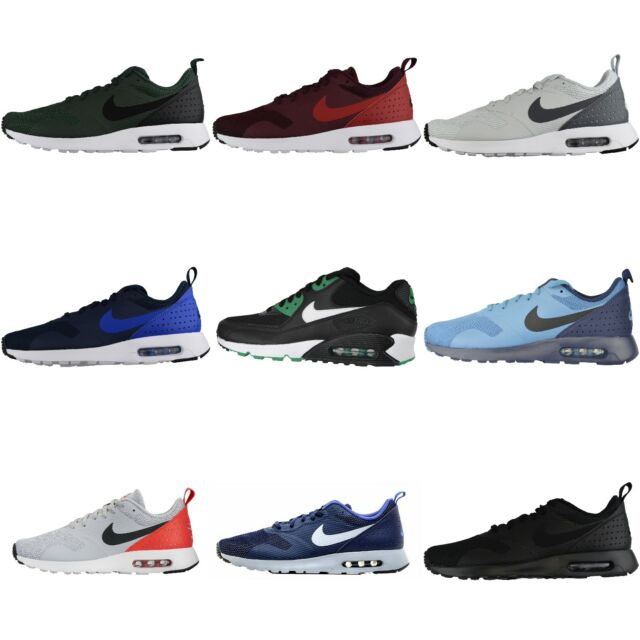 1397054aa Nike Air Max Tavas Action Red White Mens Running Shoes SNEAKERS 705149-603  UK 8 for sale online