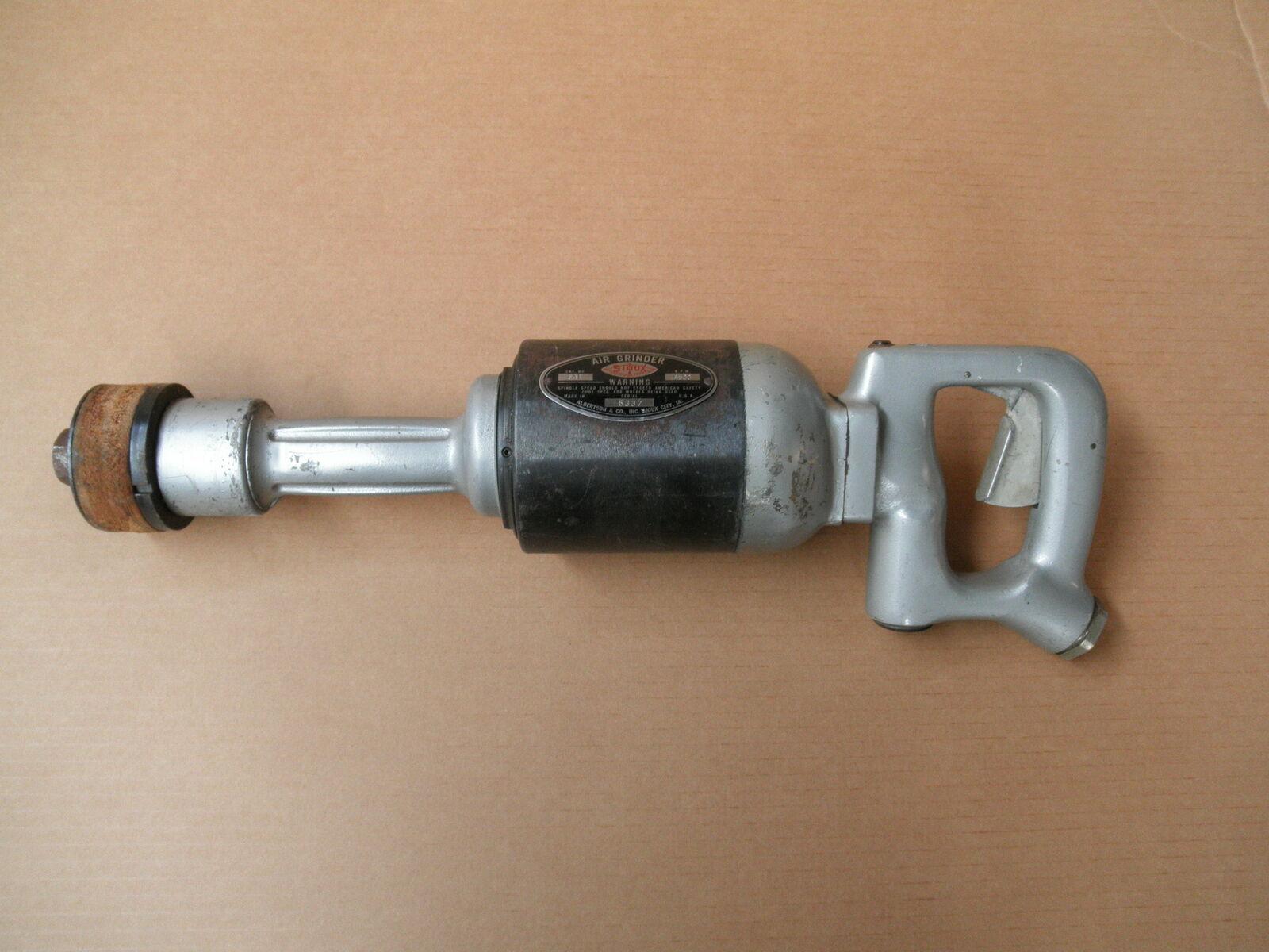 Sioux 541 Pneumatic Air Grinder polisher sander 5 8  4500 RPM