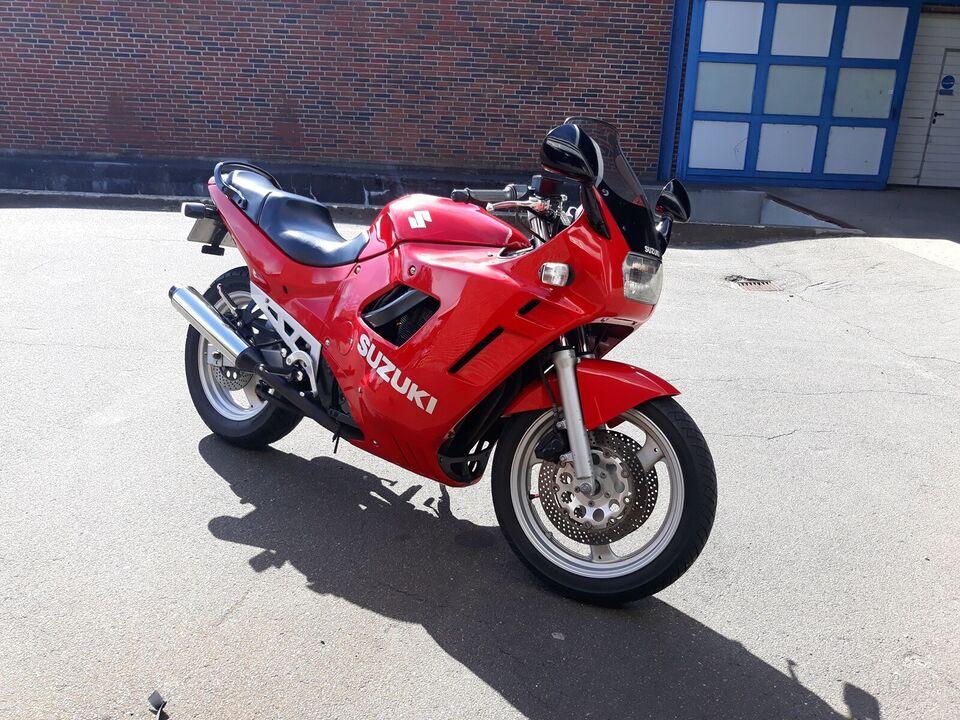 Suzuki, Gsx 600f, 600 ccm