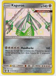 Pokemon-Verborgenes-Schicksal-SV-32-94-Shiny-Kaguron-Deutsch-Neu-Rare