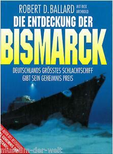 ENTDECKUNG-DER-BISMARCK-Deutschlands-Schlachtschiff-German-Warship