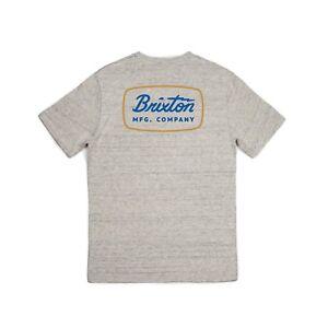 BRIXTON-JOLT-S-S-PREMIUM-TEE-SHIRT-HEATHER-STONE-YELLOW