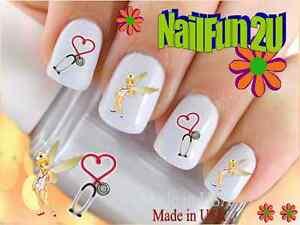 Image Is Loading Rtg Set 579 034 Nurse 1 Tinkerbell