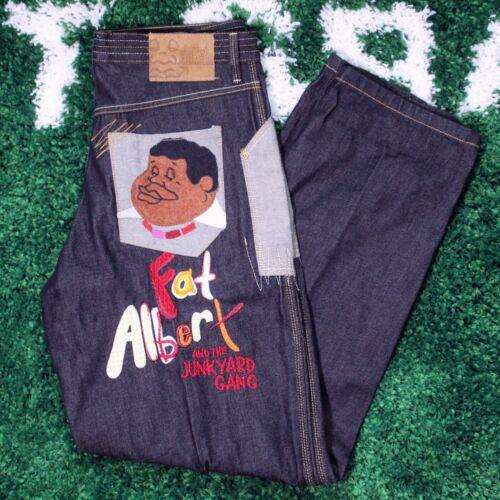 Vintage Platinum FUBU Fat Albert And The Junkyard