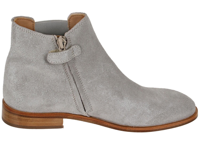 Gallucci señora 5404am chica señora Gallucci botines botas chelsea cuero nuevo a78260