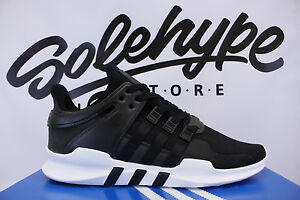 finest selection fe32b 94ee5 Image is loading ADIDAS-EQT-SUPPORT-ADV-MILLED-LEATHER-PACK-CORE-