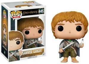 LORD-OF-THE-RINGS-HOBBIT-SAMWISE-GAMGEE-Funko-Pop-Movies-2017-Toy-NUEVO