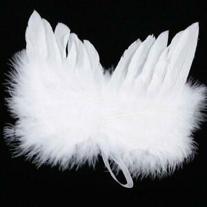 1X-Baby-Feather-Angel-Wings-Christmas-Halloween-Fancy-Dress-Costume-Night-Party