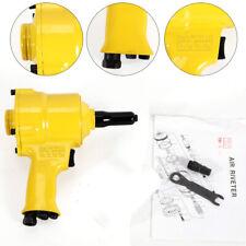 Pneumatic Air Hydraulic Pop Rivet Gun Riveter Riveting Tool Portable Pistol Type