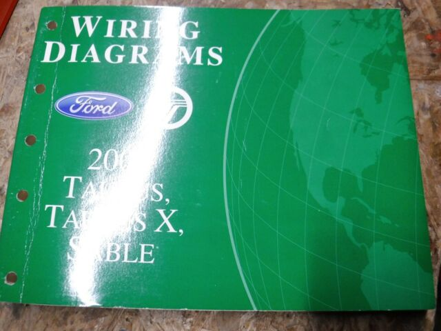 Diagram 2009 Ford Taurus Taurus X Sable Wiring Diagrams Original Full Version Hd Quality Diagrams Original Blogdiagrams Listacasinoonlinesicuri It