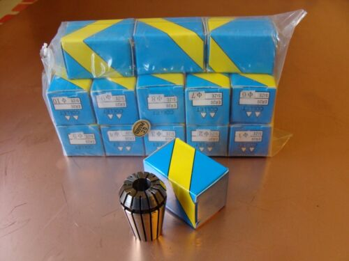 ER25 single Collet 16mm