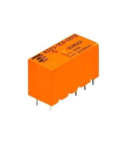 250VAC//16Amp,1St. Schrack:RT314024 Leistungsrelais 24V//DC Kon.1 Wechsler