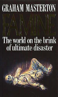 1 of 1 - Famine, Masterton, Graham, Very Good Book