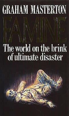 Famine, Graham Masterton | Paperback Book | Acceptable | 9780751503883