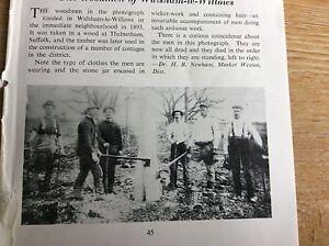 q1-L-ephemera-1958-picture-the-woodmen-of-walsham-le-willows