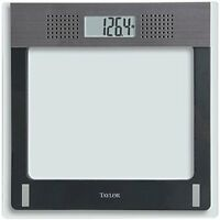 Taylor 7084 Talking Digital Bath Scale , New, Free Shipping on sale