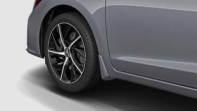 2015-2017 GENUINE Acura TLX Front /& Rear Splash Mud Guard Sets ALL COLORS