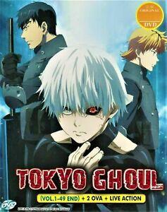 Tokyo ghoul season 2 episode 1 english dubbed