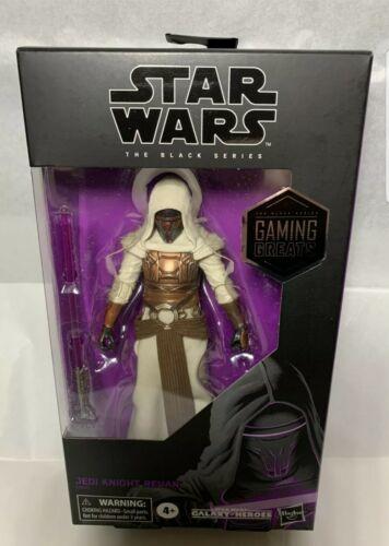 "Star Wars Black Series Jedi Knight Revan 6/"" Figure Gamestop Exclusive New"