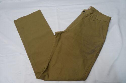 FILSON MEN'S FENIMORE TWILL COTTON PANTS SZ-32 UNH