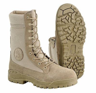 Anfibi stivaletti defcon 5 tactical army boots colore tan for Rastrelliera per fucili softair