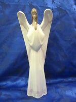 An Angel's Prayer Angel Porcelain Figurine Nao By Lladro 1274