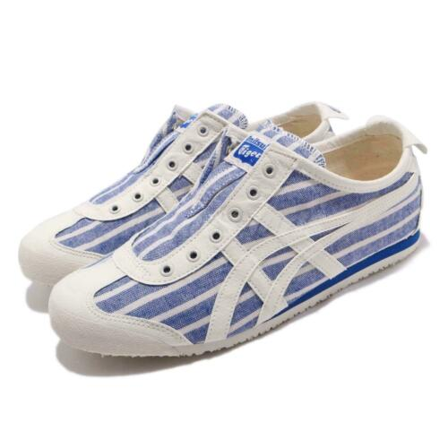 Blue Mexico Chaussures 1183a239 Cream Homme On Tiger Asics 66 Slip 401 Onitsuka BHHxqS