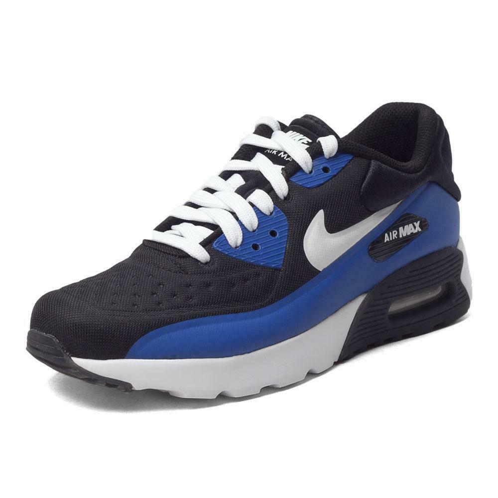 Juniors NIKE AIR MAX 90 ULTRA SE GS Trainers 844599 003 UK 5.5 EUR 38.5 US 6Y