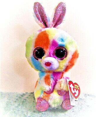 Ty Beanie Babies 37276 Boos Bloomy The Easter Bunny Boo