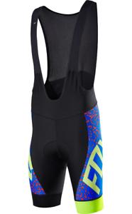 FOX Bicicleta De Montaña Bicicleta de Montaña Ciclismo ASCENT] [azul XL Babero COMP NUEVO