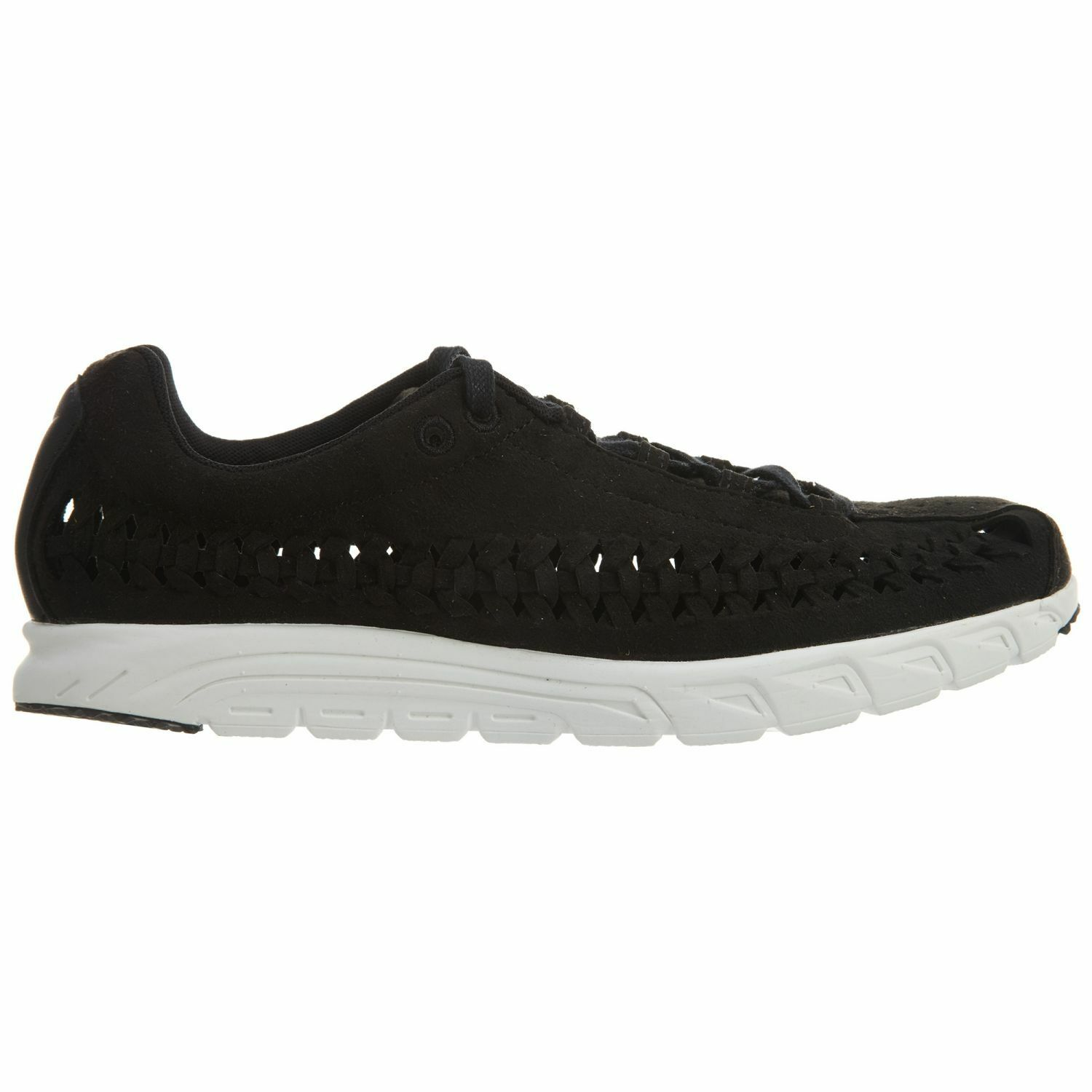 Nike Mayfly Woven Mens 833132-001 Black Summit 9.5 White Running Shoes Size 9.5 Summit 4df5d1