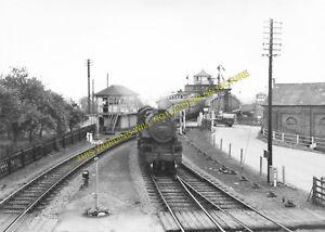 Holbeach to Sutton Bridge. Fleet- Long Sutton 3 Gedney Railway Station Photo